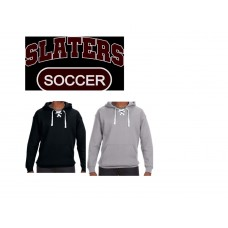 BHS Girls Soccer Lace up hoodie