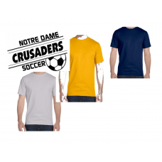 Notre Dame Short Sleeve Tee