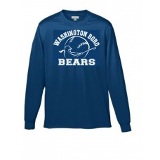 Bears Softball Long Sleeve Moisture Wicking