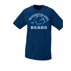 Bears Softball Short Sleeve T